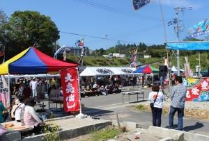 伊里前福幸商店街オープン1周年記念イベント開催の お知らせ
