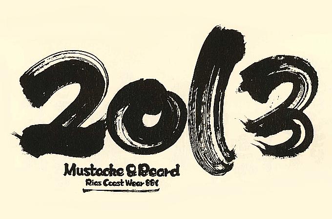 M&Bカレンダー2013