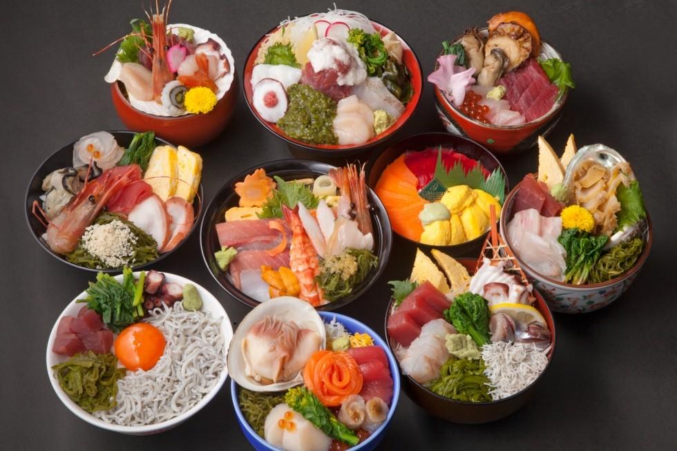 3月1日より、「キラキラ春つげ丼」がスタートいたしました!