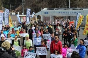 仙台・宮城デスティネーションキャンペーンポスターの撮影が行われました!