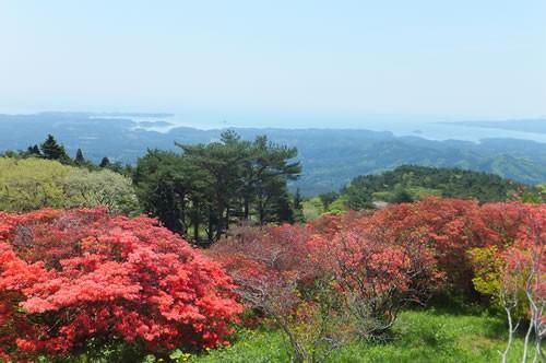 田束山(たつがねさん)