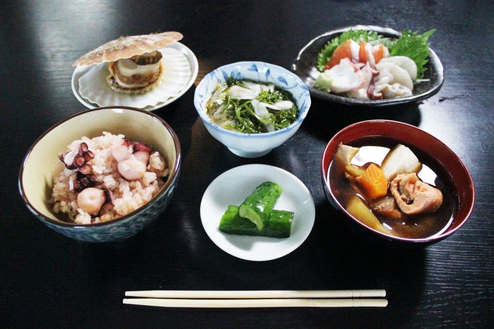 農漁家レストラン 慶明丸