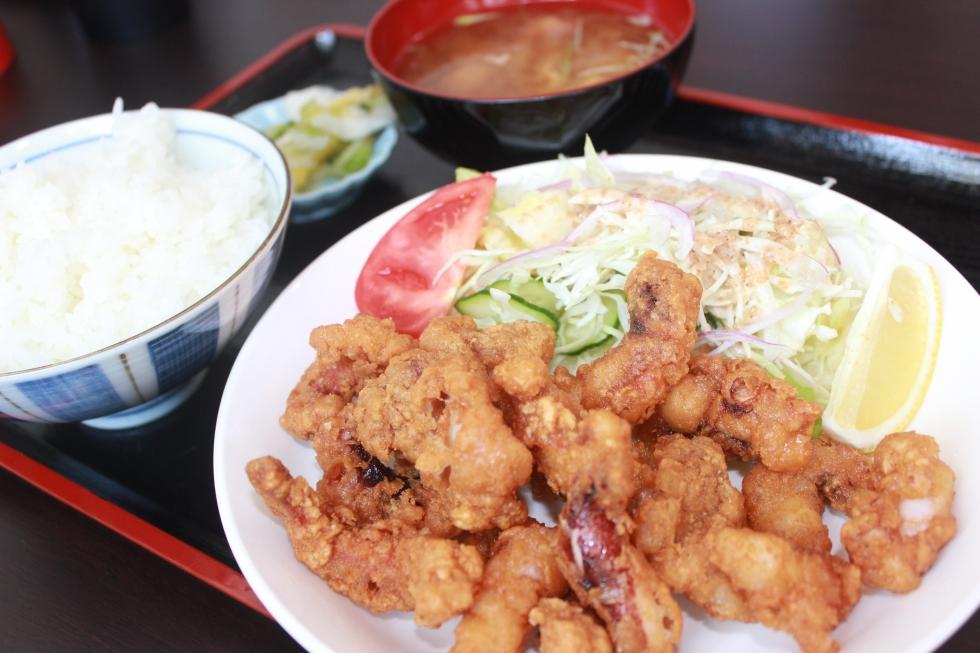 『上田定食』