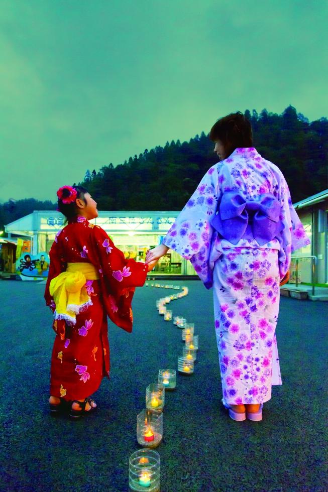 8月30日(土) 浴衣コンテスト開催のお知らせ