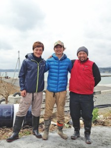 海山体験講師