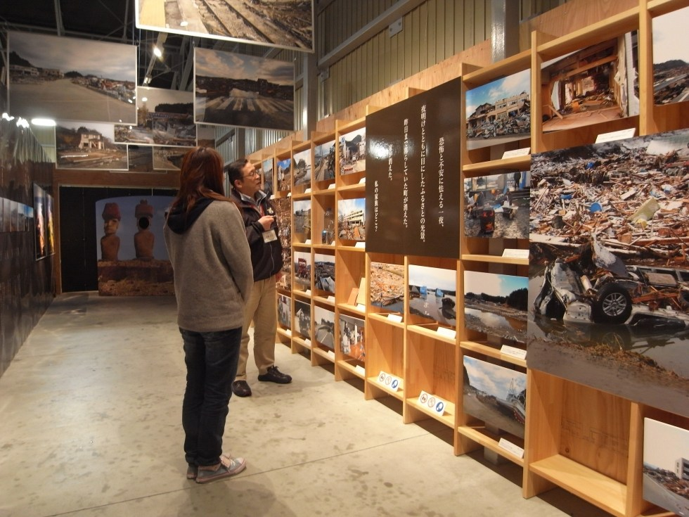 【GW限定】語り部ガイドが震災アーカイブ展示を<br/>ご案内いたします