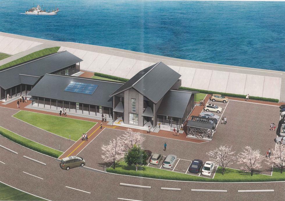南三陸 海のビジターセンター準備室とは?