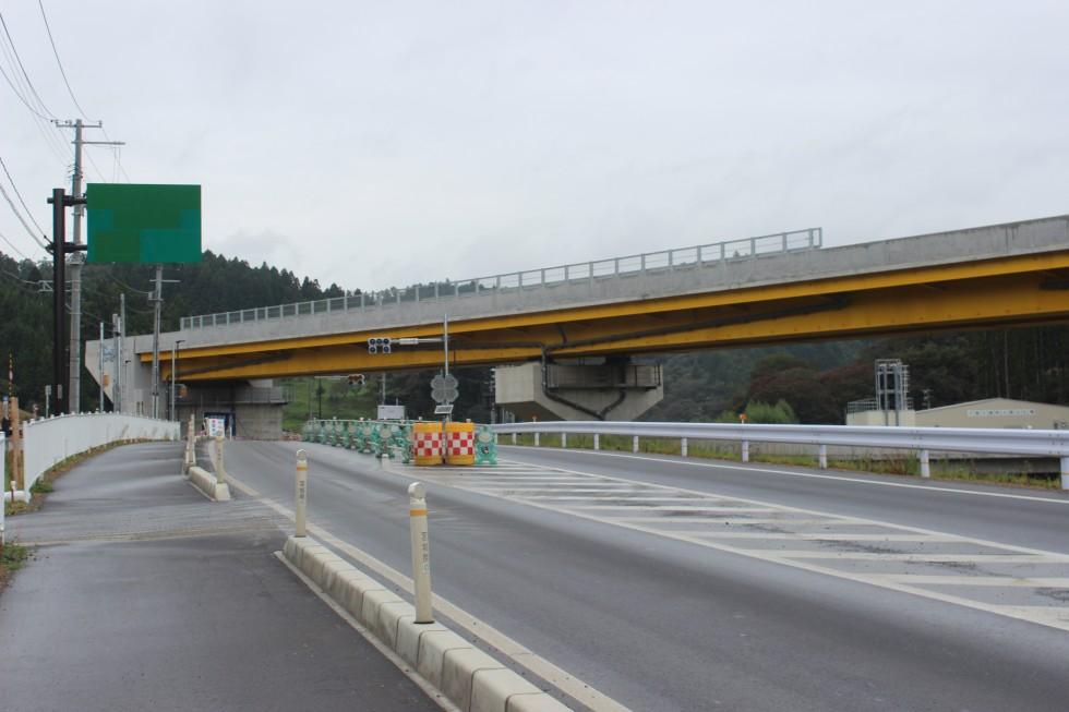 三陸自動車道 志津川ICがまもなく開通!