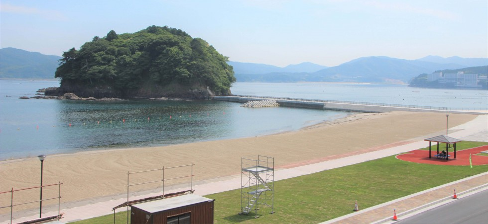 平成29年度 サンオーレそではま海水浴場</br>開設期間終了のお知らせ