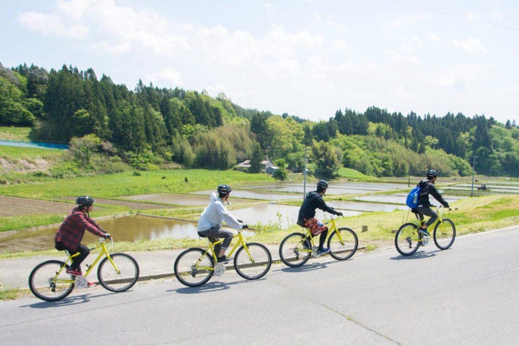 南三陸里山×里海サイクリング「みなチャリ!」