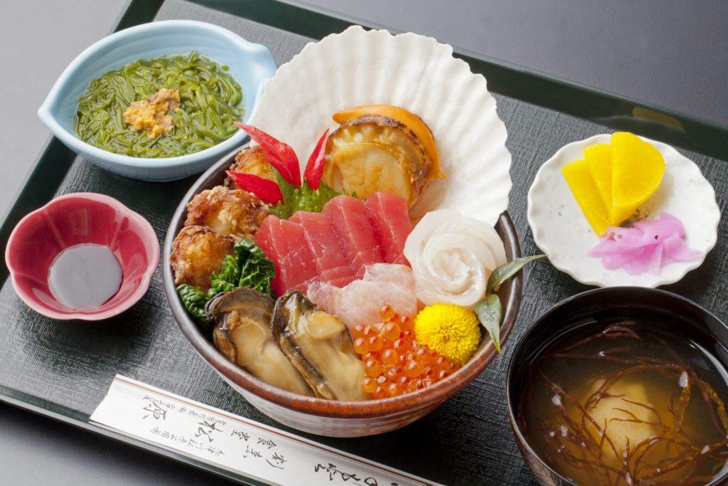 3月1日~ 南三陸キラキラ春つげ丼提供開始!