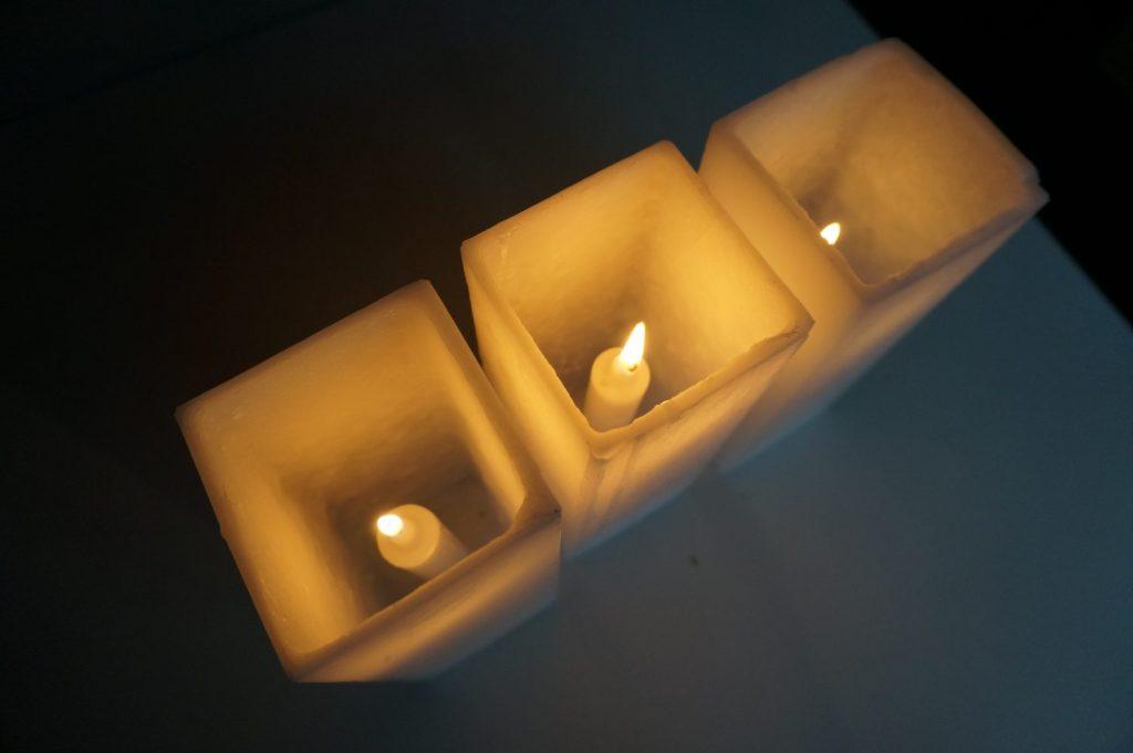 【3.11】さんさん商店街 追悼セレモニー