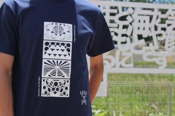 お気に入りの1枚を見つけよう!南三陸町デザインTシャツ
