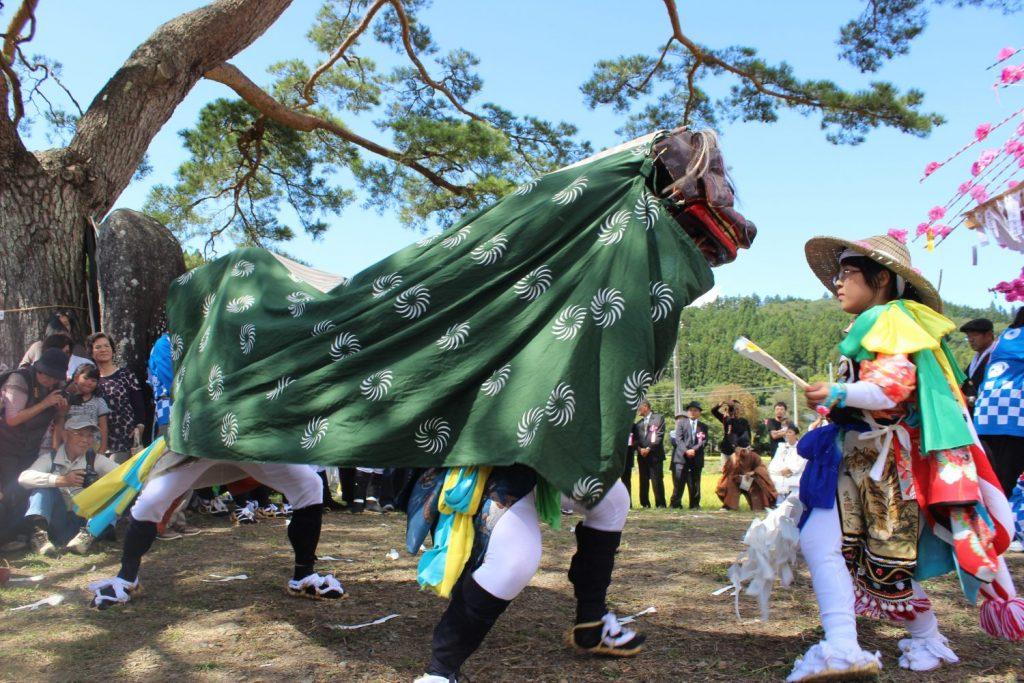 入谷八幡神社例祭