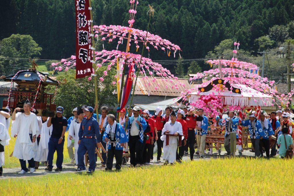 9/16(日)「入谷八幡神社例大祭」開催のお知らせ