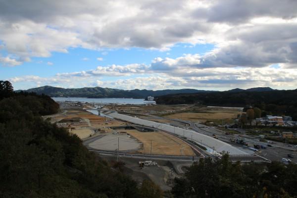 【定点観測】2018年11月初旬:志津川地区