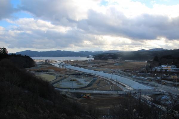【定点観測】2019年1月初旬:志津川地区