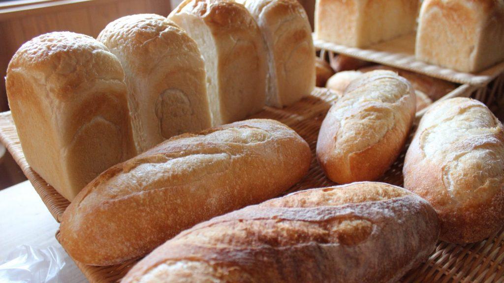 「パン・菓子工房oui(ウィ)」里山の小さなパン屋さん
