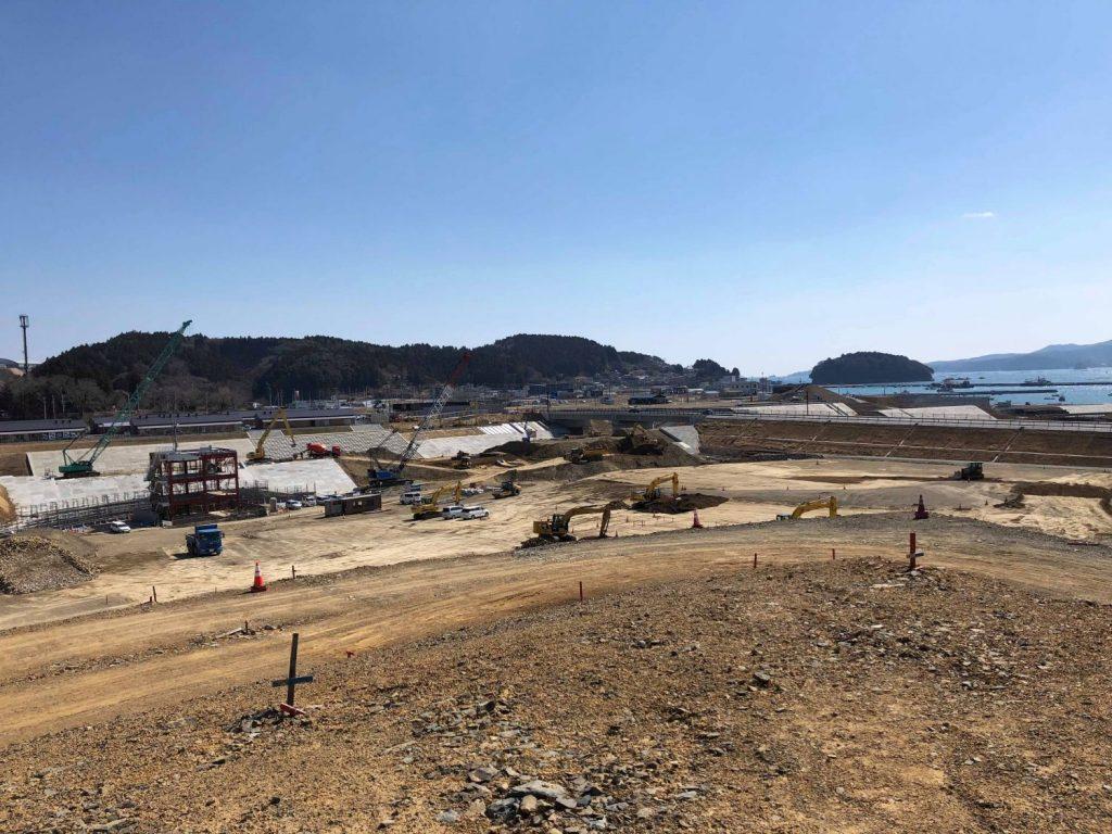 南三陸町「震災復興祈念公園」の今