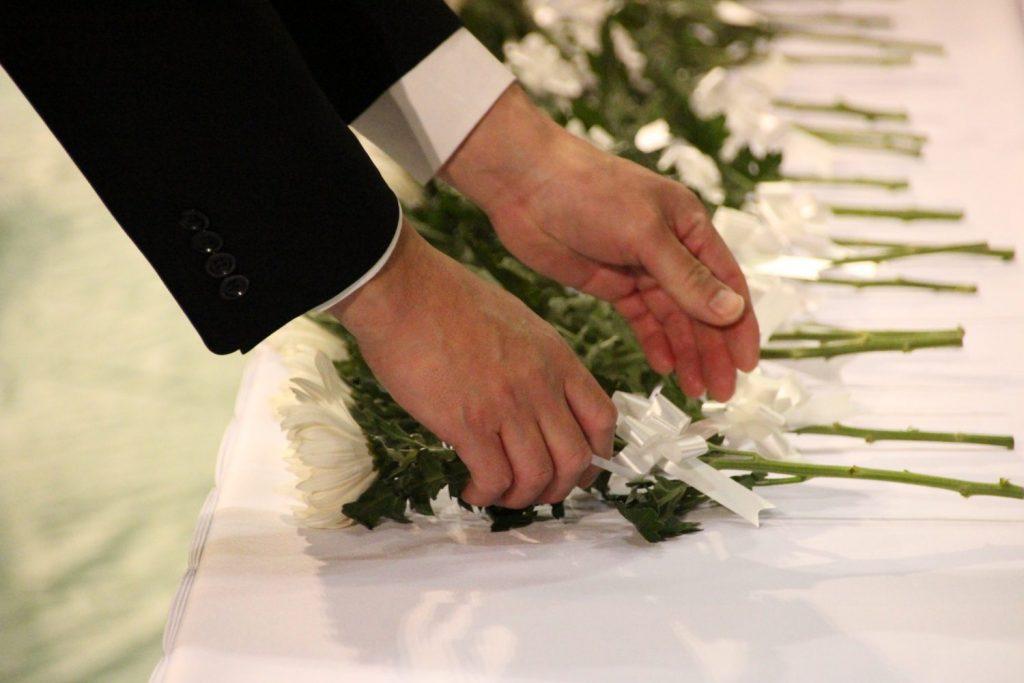 東日本大震災から8年が経過しました