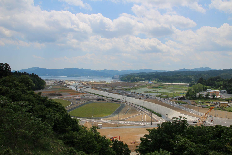 【定点観測】2019年6月初旬:志津川地区