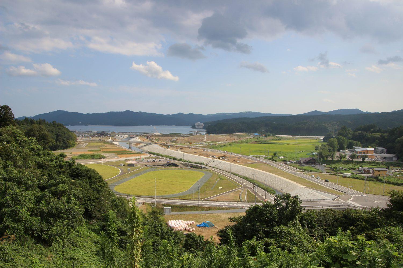 【定点観測】2019年8月下旬:志津川地区
