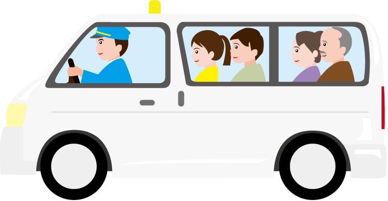 【専属語り部ガイド付きタクシーで町をご案内!】語り部タクシープラン(ジャンボタクシー)