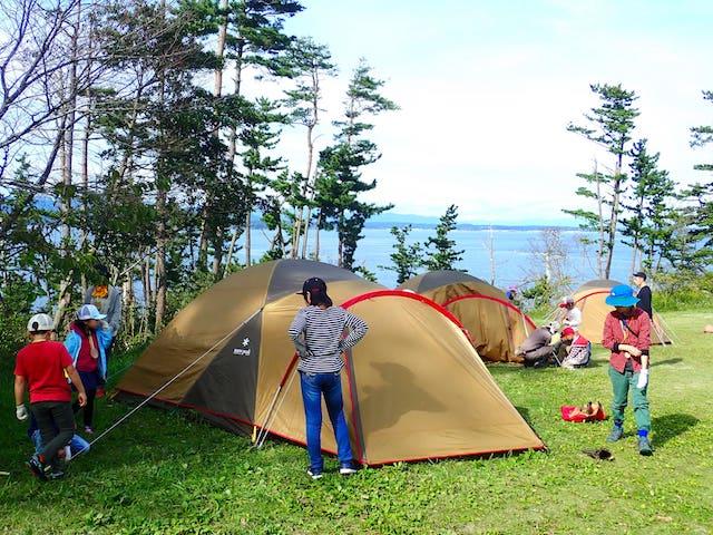 子ども秋キャンプ