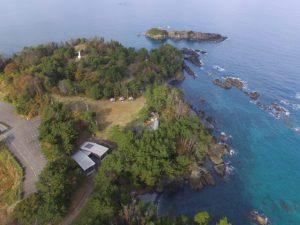 神割崎キャンプ場は12月も営業します!