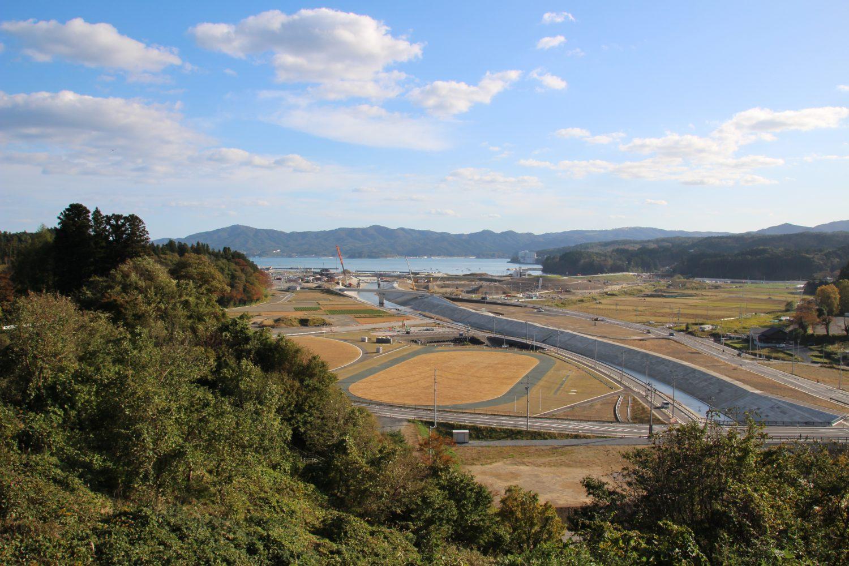 【定点観測】2019年11月初旬:志津川地区