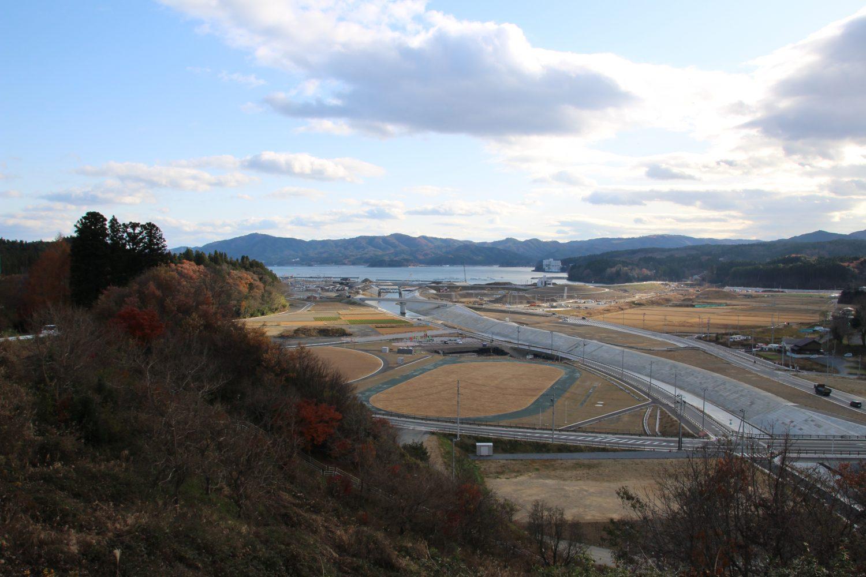 【定点観測】2019年11月下旬:志津川地区