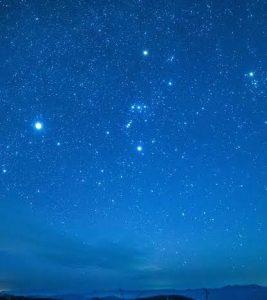 冬の星空観察会