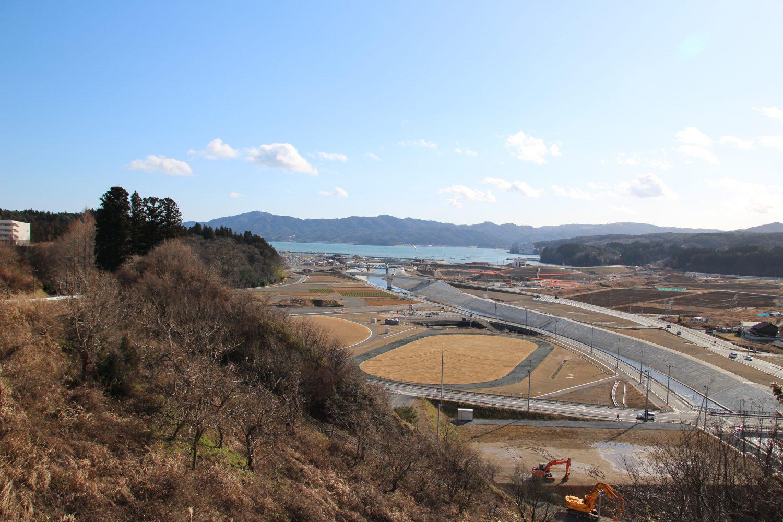 【定点観測】2020年1月初旬:志津川地区