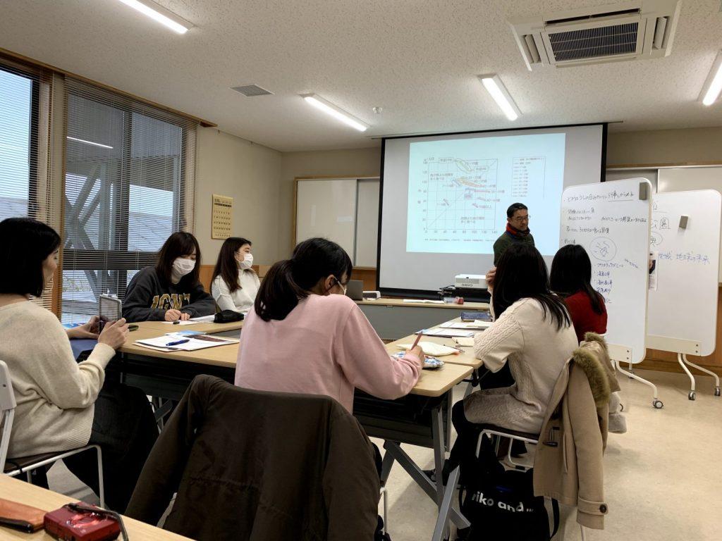 ①女子大生が考える!「南三陸らしい新メニュー」~共立女子大学~