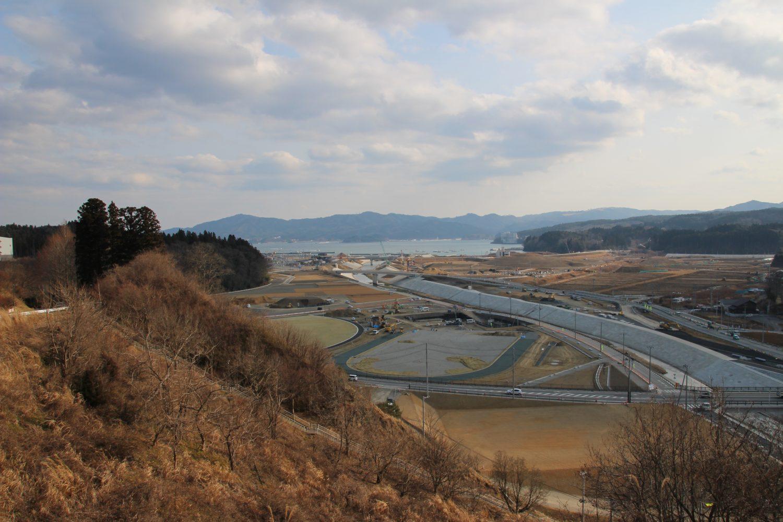 【定点観測番外編】現在と1年前の志津川地区の変化