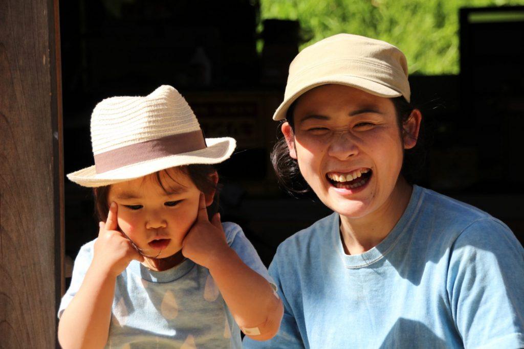 【未来の交流券】南三陸産藍で染める藍染め体験と原風景のこる里山古民家でお弁当ランチ