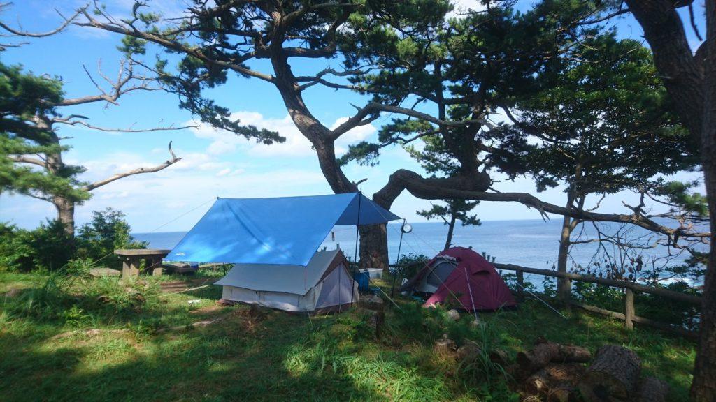 南三陸町 神割崎キャンプ場の魅力を紹介します❗⛺その3