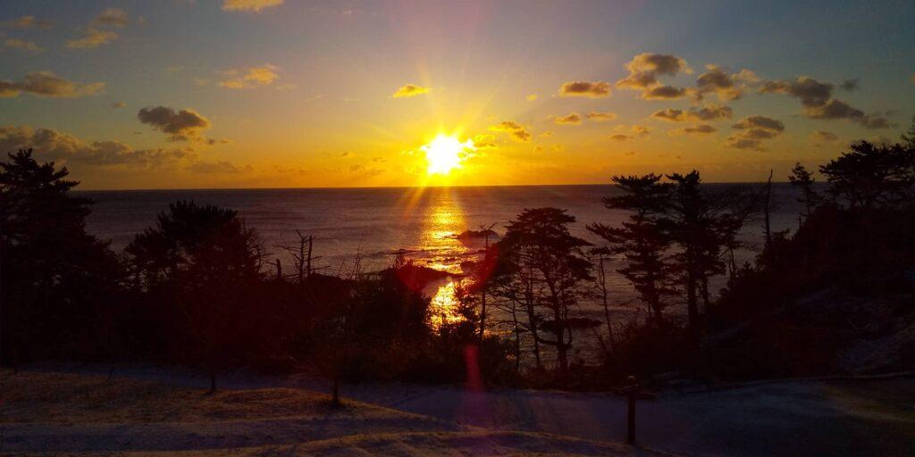 神割崎キャンプ場 冬季2月、3月営業のお知らせ&キャンペーン情報!