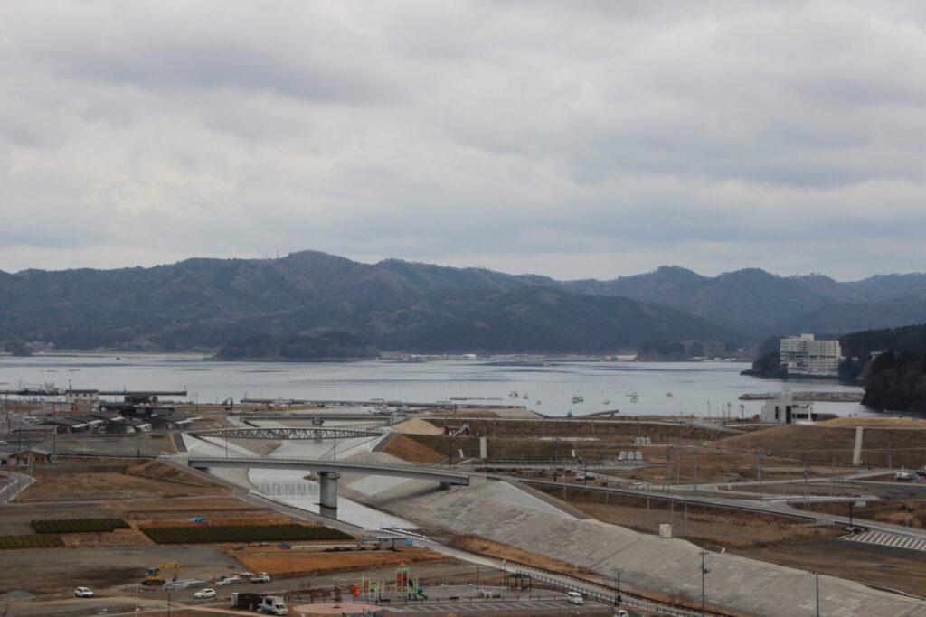 【定点観測】2021年2月上旬:志津川地区